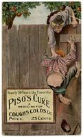Nearly 50 Years the Favorite: Piso's Cure a Medicine for Coughs, Colds Etc.