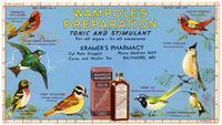Wampole's Preparation: Tonic and Stimulant