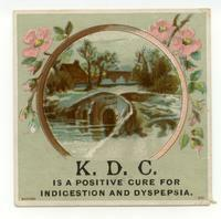 K.D.C. is  positive cure