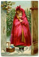 Little Red-Riding-Hood [from verso]