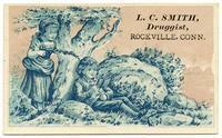 L. C. Smith, Druggist, Rockville, Conn.