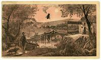 Toll Gate No. 4 [from verso]