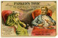 Parker's Tonic: the Great Health and Strength Restorer