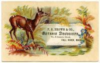 P. S. Brown & Co., Botanic Druggists