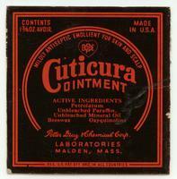 Cuticura Ointment