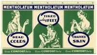 Mentholatum Gives Comfort Daily