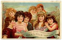 The Little Favorites: Ayer's Pills Sugar Coated