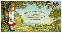 Ayer's Cherry Pectoral, for the cure of Coughs, Colds, Asthma, Croup, Bronchitis, Whooping-Cough, and Consumption