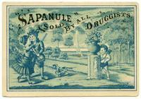 Sapanule: Sold by all Druggists