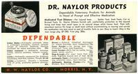 Dr. Naylor Products