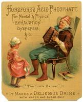 Horsfords Acid Phosphate for Mental & Physical Exhaustion, Dyspepsia, &c.: It Makes a Delicious Drink with Water & Sugar Only